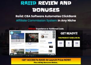 Raiid Review and Bonuses